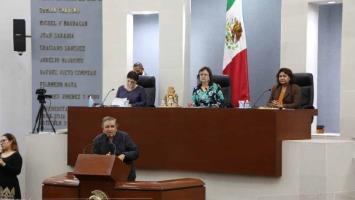 Realizan cambios en comisiones legislativas
