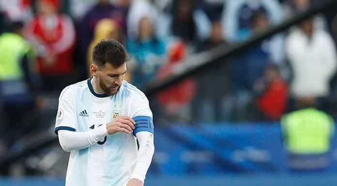 Messi encabeza lista previa de 30 argentinos para el comienzo de eliminatorias mundialistas'>