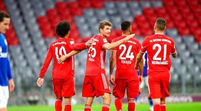 El Bayern le mete ocho goles al Schalke para abrir la Bundesliga'>