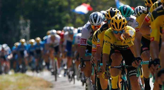 Andersen gana la etapa en Champagnole; Roglic mantiene liderato del Tour'>