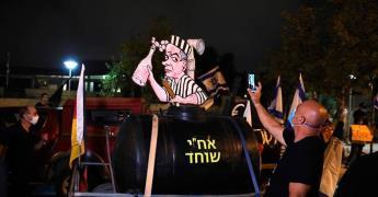 Netanyahu compara las amenazas en su contra con el asesinato de Isaac Rabin