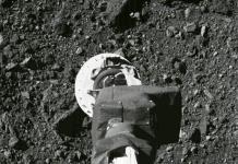 Sonda de la NASA recoge muestras por primera vez de un asteroide