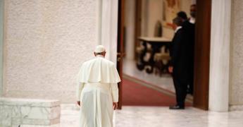 Las audiencias generales del papa volverán a ser sin fieles tras un positivo
