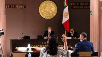 Legisladores quizá no asistieron a comparecencia de Stevens porque no tenían dudas: Ramírez Konishi