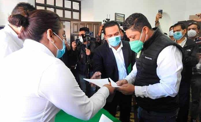 Ricardo Gallardo está limpio, aunque insistan en tratar de desprestigiarlo: Torres Sánchez