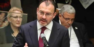Nunca fui jefe de Rosario Robles, dice Luis Videgaray desde EU