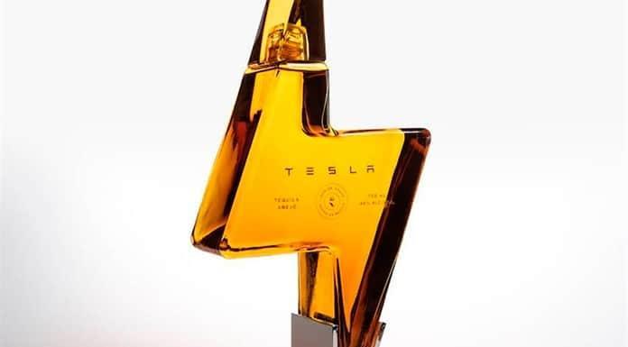 El Tesla Tequila, una bebida a base de agaves sostenibles'>