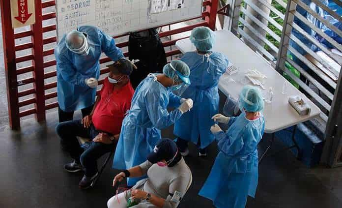 Panamá reporta 5 mil 810 muertes por covid y 339 mil 383 casos; vacunan a discapacitados