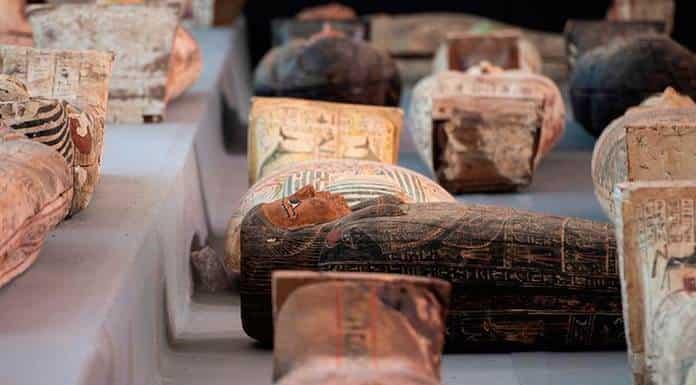 Nuevo hallazgo consolida a Sakkara como gran filón para los egiptólogos'>