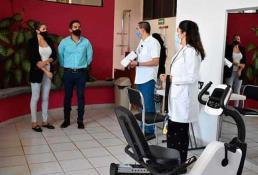 Atiende el CRI a pacientes post Covid-19