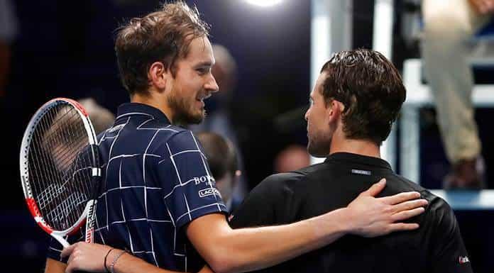 Medvedev y Thiem dejan al tenis frente a un fascinante 2021'>