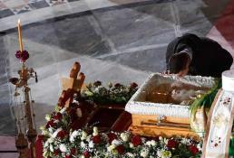 Cadena de muertes y contagios de covid en la Iglesia Ortodoxa Serbia