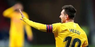Messi y de Jong no viajan a Kiev para el partido de Champions contra Dinamo