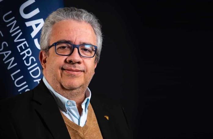Jorge Chessal Palau, nuevo coordinador de la especialidad en Derecho Privado de la UASLP