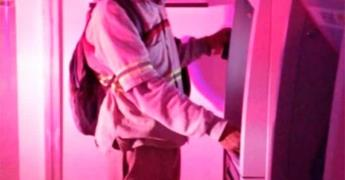 Retiran dispositivo para robar dinero de cajero automático en Matehuala