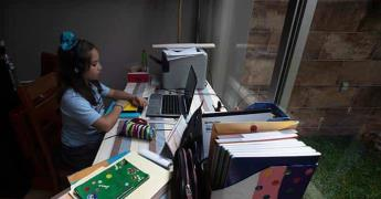Desigual, acceso a educación virtual: diputados infantiles