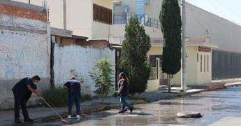 Drenaje de Citadina invade a vecinos