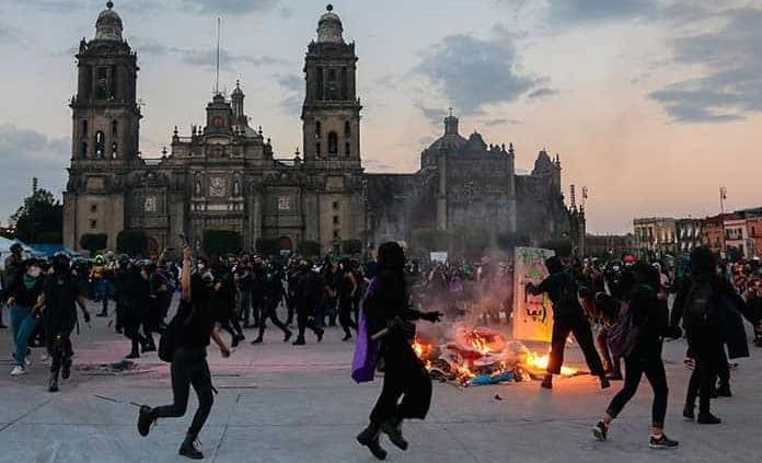 Frente Nacional Ni Una Menos no marchará el 8 de marzo por pandemia