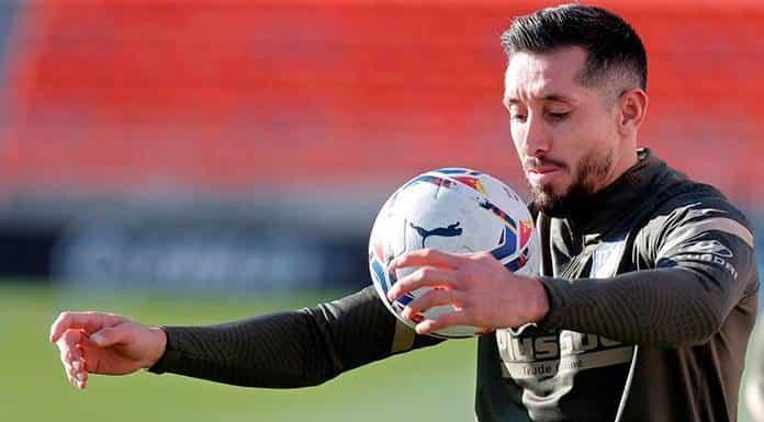 Deben dejar salir al talento mexicano a Europa: Héctor Herrera'>