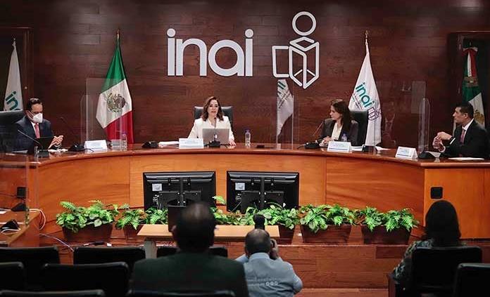 Inai es una conquista y es necesario defenderlo, pide comisionada Ibarra Cadena