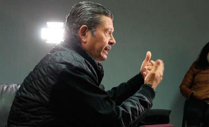 Asegura Pedroza Gaitán que hará campaña con cada uno de los candidatos a diputados locales