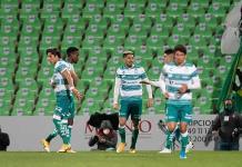 Autorizan regreso de aficionados al estadio del Santos Laguna