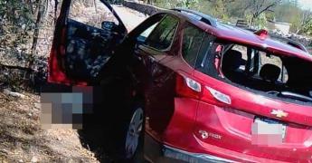 Ejecutan a tiros a dos jóvenes en Cerritos