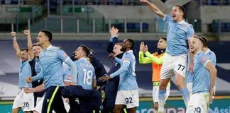 Lazio golea a Roma en derbi