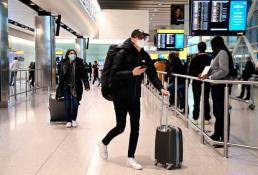 Italia suspende vuelos desde Brasil