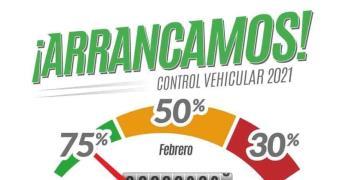 Ofrece Finanzas hasta 75% de descuento en multas de control vehicular