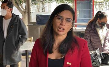 Confirma Paloma Aguilar que buscará ser la candidata de Morena para la gubernatura de SLP