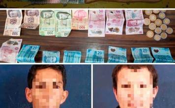 Custodios de valores atrapan asaltantes de OXXO´s