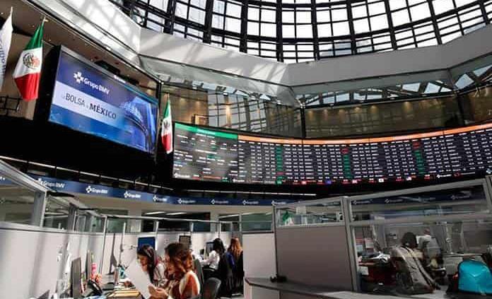 La Bolsa Mexicana gana .88 % por un movimiento técnico