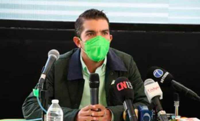 Acusaciones contra Gallardo son por desesperación, dice líder del PVEM