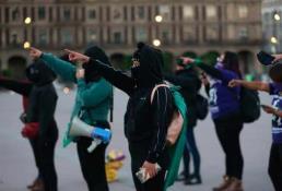 López Obrador garantiza libertad en las manifestaciones del Día de la Mujer