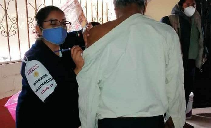 Se ha vacunado a 16 mil 600 adultos mayores en SLP