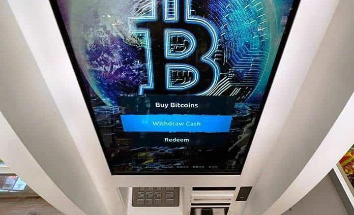 El bitcóin alcanza un nuevo récord al acercarse a los 54 mil dólares