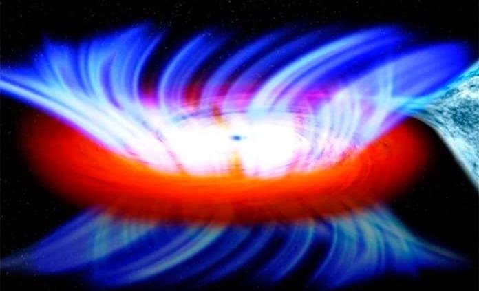 Agujero negro más antiguo pone en duda teorías de origen del universo
