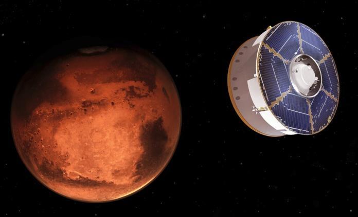 Pasarán años antes de saber si hay vida en Marte, según científico español