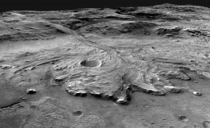 Un lago en Turquía da claves científicas sobre el cráter marciano Jezero