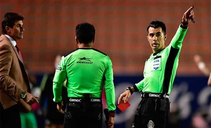 Filtran cédula arbitral del Atlético de San Luis vs Santos