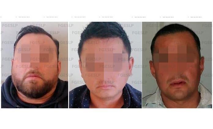 Caen tres hombres con drogas y un vehículo sin placas en Salvador Nava