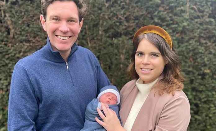 La princesa Eugenia y su marido eligen nombre para su bebé