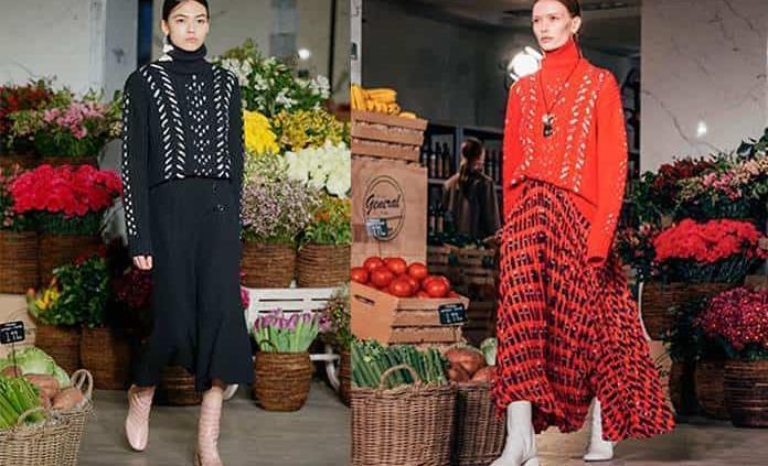 Jason Wu inauguró la Semana de la Moda de Nueva York