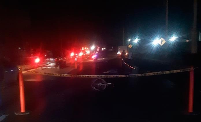 Muere ciclista arrollado en carretera a Matehuala
