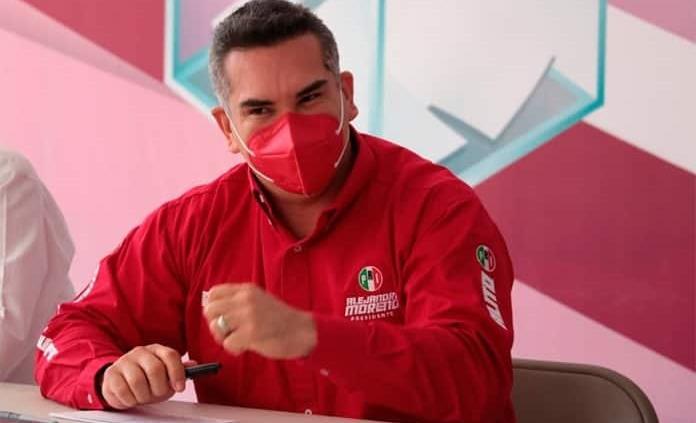 Pedroza habrá de señalar errores de Carreras para construir mejor propuesta: Moreno Cárdenas