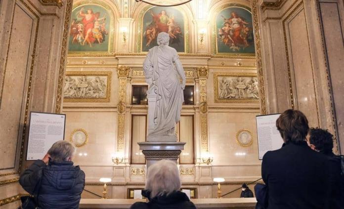 La Ópera de Viena se transforma en museo para sortear el cierre por la covid