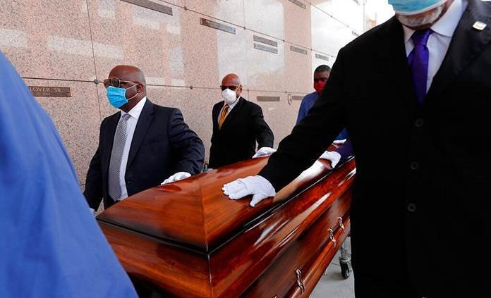 Estados Unidos supera el medio millón de muertos por covid-19