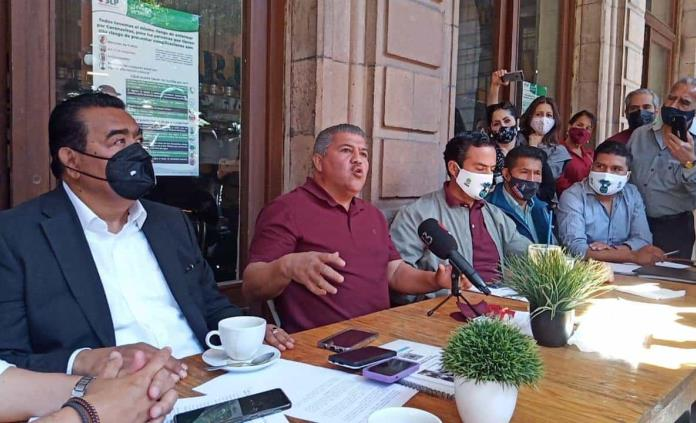 Morenistas advierten que se inconformarán si Nava es el candidato a la alcaldía