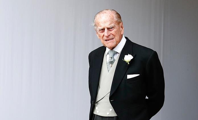 El duque de Edimburgo está recibiendo tratamiento por una infección